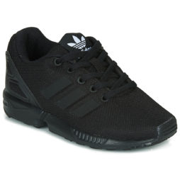 Scarpe bambini ragazza adidas  ZX FLUX C  Nero adidas 4056567475474