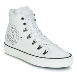 Sneakers alte uomo Roberto Cavalli  MIKE  Bianco Roberto Cavalli 029504000439