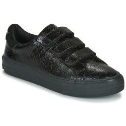 Sneakers basse donna No Name  ARCADE STRAPS  Nero No Name 3609934747141