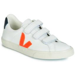 Sneakers basse donna Veja  3-LOCK LOGO LEATHER  Bianco Veja 3611820013582
