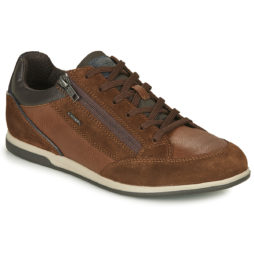 Sneakers uomo Geox  RENAN  Marrone Geox 8054730854510