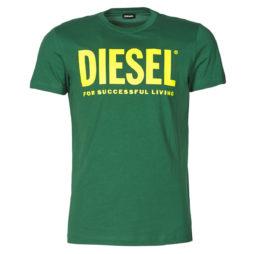T-shirt uomo Diesel  T-DIEGO-LOGO Diesel 8059010031261
