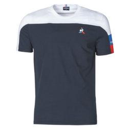 T-shirt uomo Le Coq Sportif  TRI Tee SS N°1 M  Blu Le Coq Sportif 3606804167900