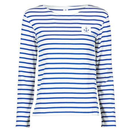 T-shirts a maniche lunghe donna Petit Bateau  - Petit Bateau 3102274463134