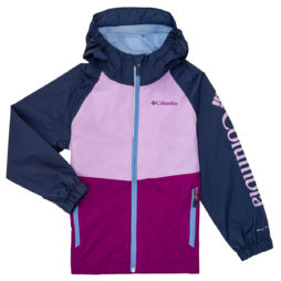 giacca a vento ragazza Columbia  DALBY SPRINGS JACKET  Multicolore Columbia 193855315495