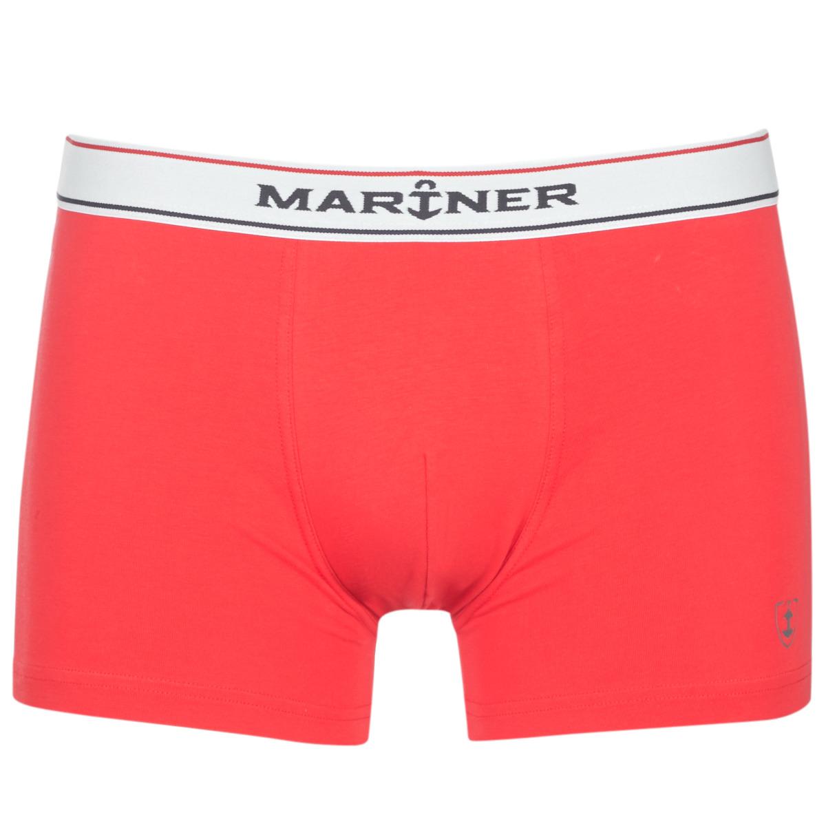 Boxer uomo Mariner  JEAN JACQUES  Rosso Mariner 3663623018226