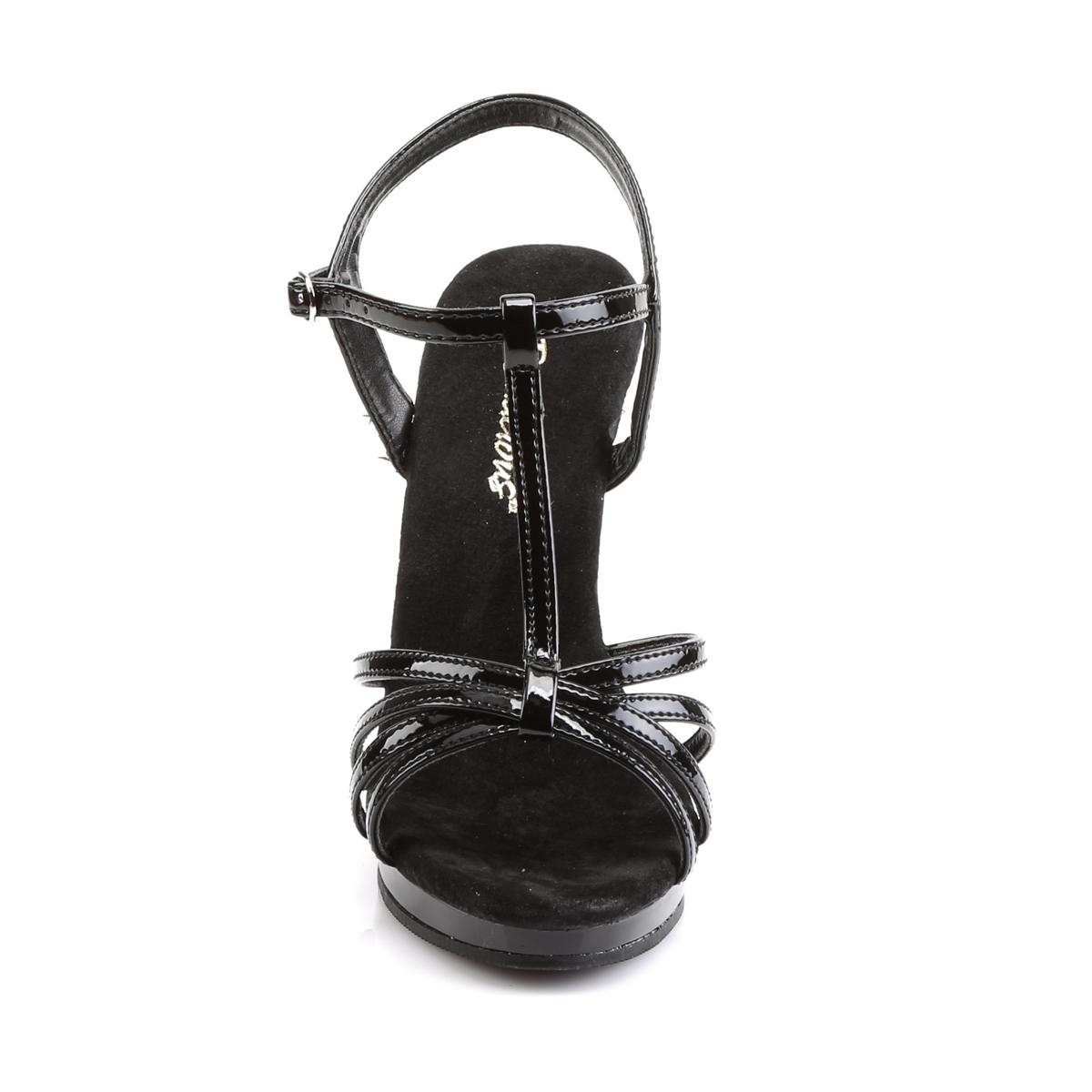 Fabulicious FLAIR-420 Sandali Donna  Tacco Alto 11 Plateau 1.3 Nero FLA420/B/M