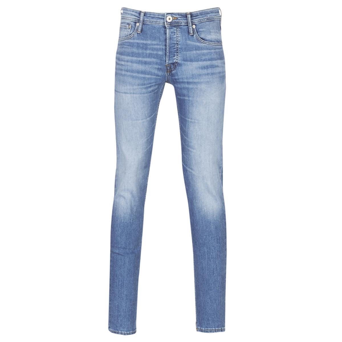 Jeans Slim uomo Jack   Jones  JJIGLENN  Blu Jack   Jones 5713776366243