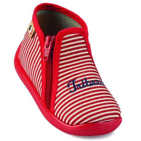 Pantofole bambini ragazza GBB  APOLA  Rosso GBB 3608925459025