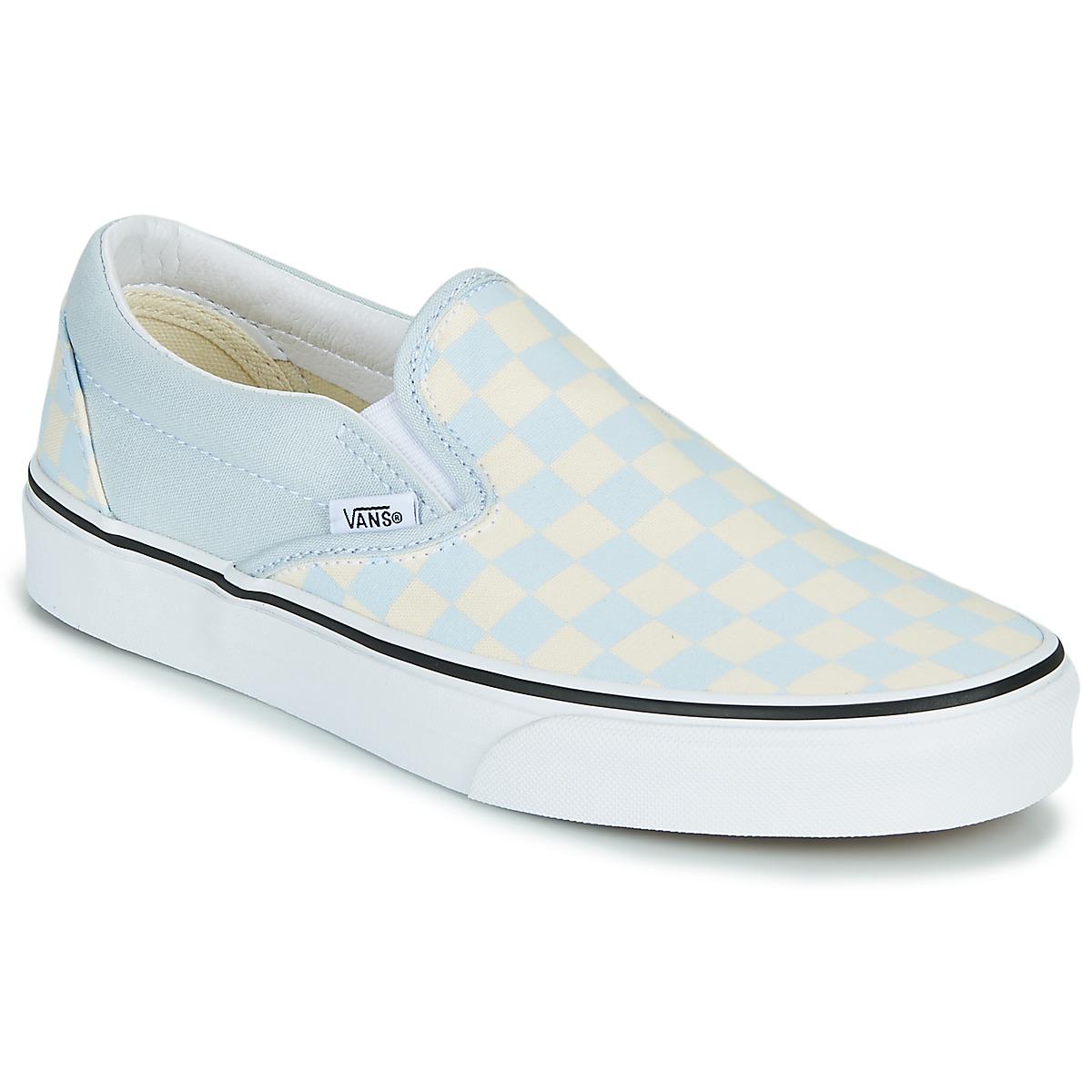 vans scarpe uomo blu