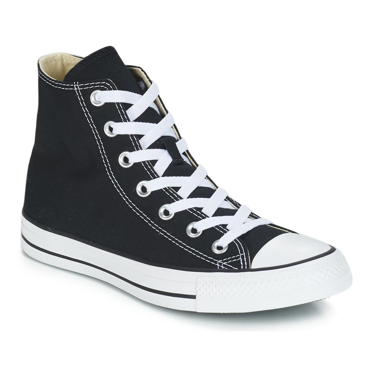 Sneakers alte uomo Converse CHUCK TAYLOR ALL STAR CORE HI Nero