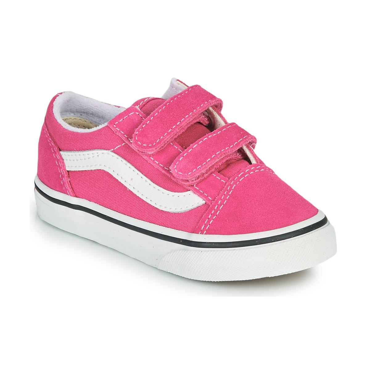 vans rosa bambina