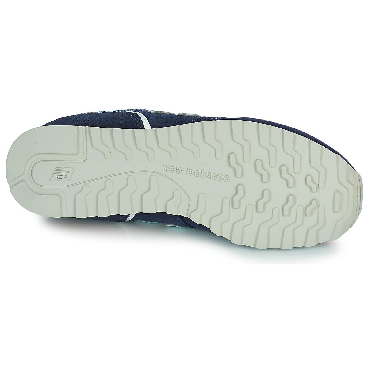 Sneakers basse donna New Balance 373 Blu