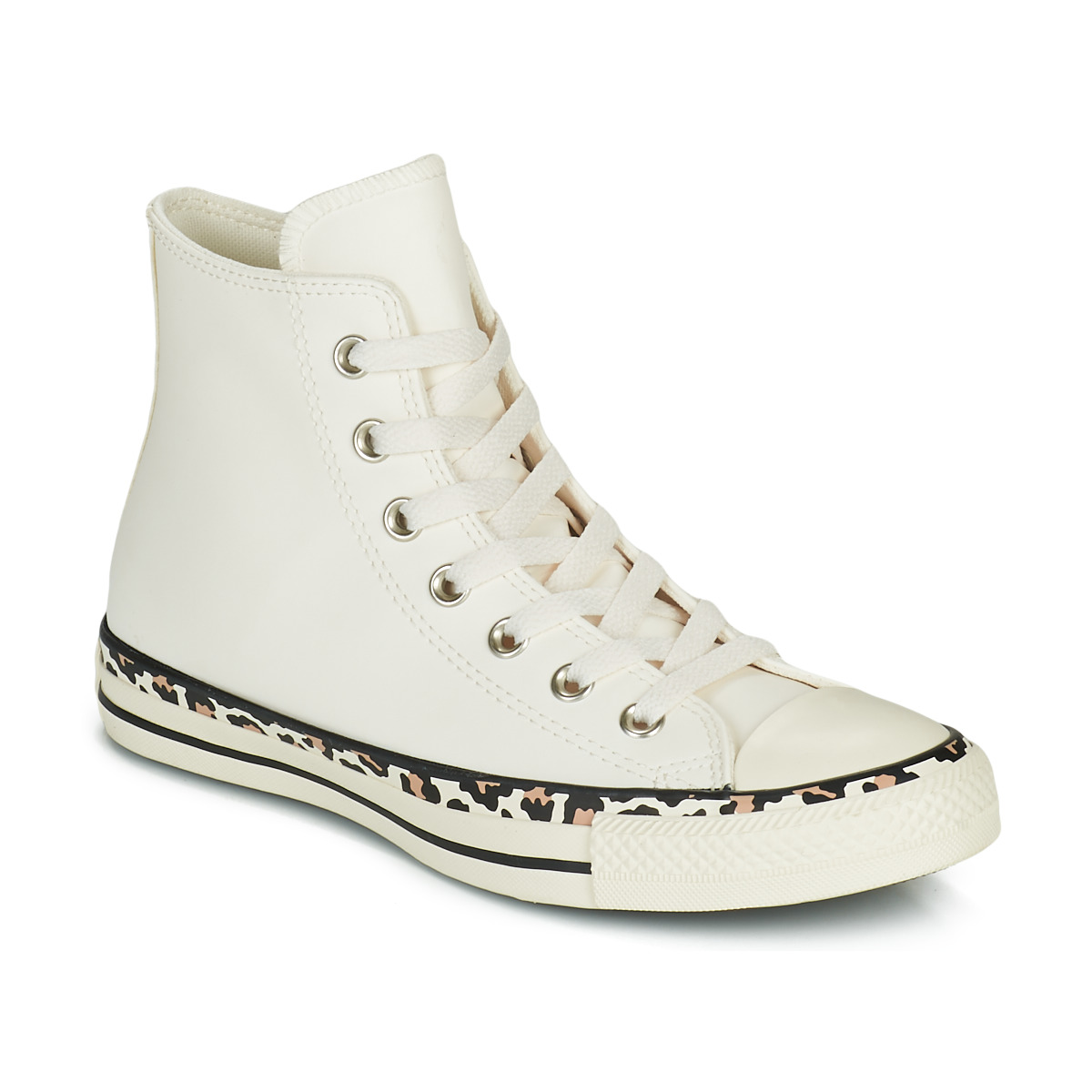 Sneakers alte donna Converse CHUCK TAYLOR ALL STAR ARCHIVE DETAILS HI Bianco