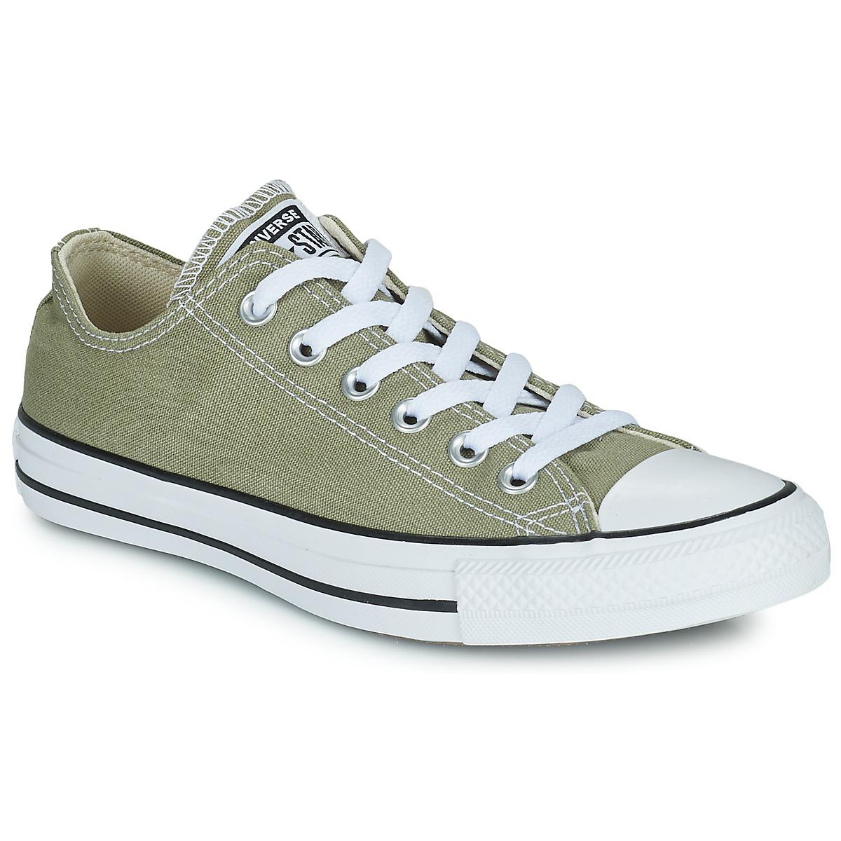 Sneakers uomo Converse CHUCK TAYLOR ALL STAR SEASONAL COLOR OX Beige