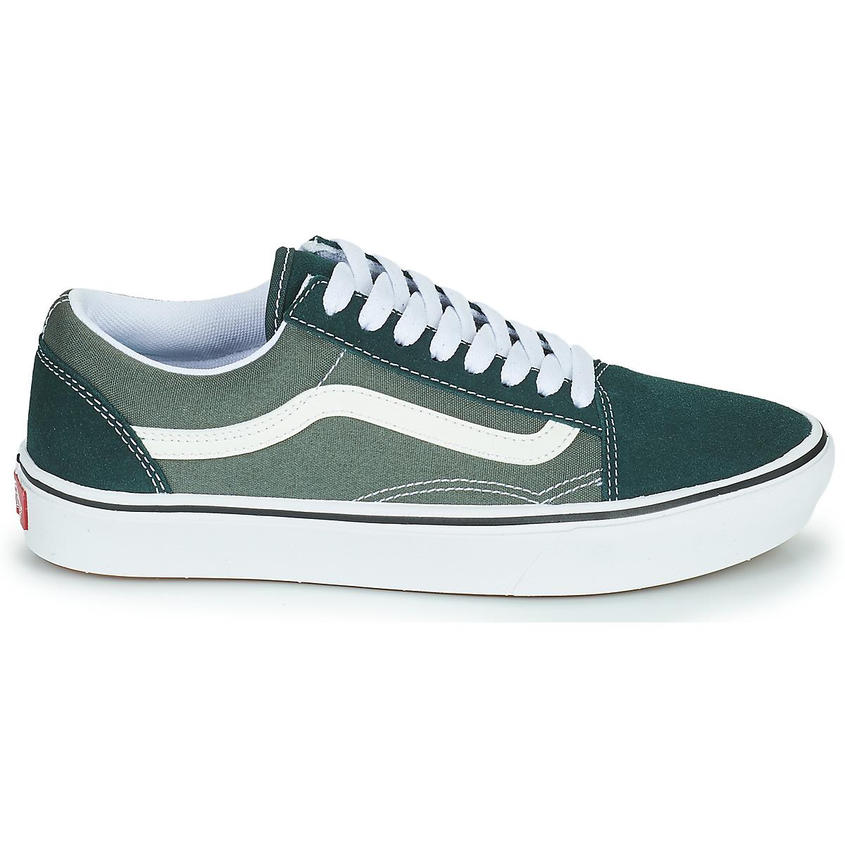 Sneakers uomo Vans COMFYCUSH OLD SKOOL Verde